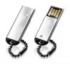 Silicon Power 4GB Silicon Power Touch 830 Silver USB2.0 (SP004GBUF2830V1S)