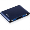Silicon Power Armor A80 2TB ütésálló kék külső merevlemez