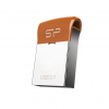 Silicon Power memory USB Jewel J35 32GB USB 3.1 COB metal Brown