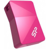 Silicon Power memory USB Touch T08 16GB USB 2.0 Pink