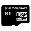 Silicon Power microSDHC 8GB Class 6