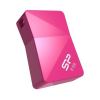 Silicon Power Pendrive 8GB Silicon Power Touch T08 Pink USB2.0