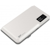Silicon Power S103 Power Bank 10000mAH; microUSB; USB; LCD; fehér