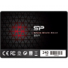 Silicon Power SATA 2,5'' SILICON POWER 240GB Slim S57 7mm (SP240GBSS3S57A25) (SP240GBSS3S57A25)