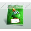 SilverBall Angry Birds Timothy 1. osztályos vonalas füzet, A5/(14-32)