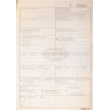 SilverBall CMR fuvarlevél A4 -B.CMR- 6pld -sorszámozott-SilverBall 200garn/csom