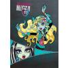 SilverBall Füzet (12-32) 3.oszt.A5 32 lap VONALAS MonsterHigh<20db/csom>