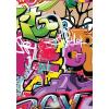 SilverBall Füzet (80-32) A4 32 lapSIMA Graffiti Girl SilverBall<20db/csom>