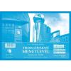 SilverBall Menetlevél tehergépjármű 100lapos A5 -D.Gépj.21/5.- SILVERBALL