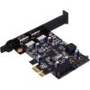 SilverStone EC04-E  USB 3.0 Bővítőkártya