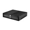 Silverstone SST-ML08B USB3.0 Milo Fekete (SST-ML08B)