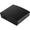 Silverstone SST-PT15B-H1D1 Intel NUC Fekete (SST-PT15B-H1D1)