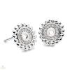 Silvertrends ezüst fülbevaló - ST1392
