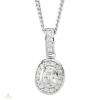 Silvertrends ezüst nyakék - ST1061