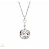 Silvertrends ezüst nyakék - ST1110