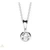 Silvertrends ezüst nyakék - ST895