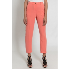 Silvian Heach Collection , Chino crop nadrág, Korallszín, 44 (PGP18302PA-RED-ORANGE-44)