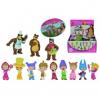 Simba játékok Mása és a medve gyűjthető figurák 2. széria