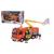 Simba játékok Sam a tűzoltó - Jupiter Mega Deluxe játék tűzoltóautó két figurával
