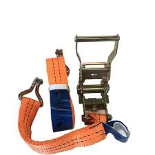 Simex feszítőpánt - szabad végű 2'/3 t/6 méter - horoggal csomagtérrendező
