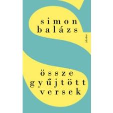 Simon Balázs Összegyűjtött versek irodalom