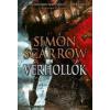 Simon Scarrow VÉRHOLLÓK - EGY VAKMERŐ RÓMAI KALANDJAI A HADSEREGBEN