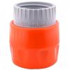 SIROFLEX/4465/ TÖMLŐ ÉS CSAPCSATLAKOZÓ ADAPTER - UV álló műanyag, 3/4 colos belsőmenettel és 1/2 colos gyorscsatlakozó véggel.    Siroflex Ltd. olasz gyártás.