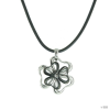Skagen Női Lánc bőr Blume nemesacél ezüst Fekete JNB0019