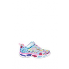 Skechers , Litebeams Feelin' It Sneakers cipő, színes, 28 EU (10915L-TQMT-28)