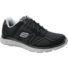 Skechers Satisfaction 58350-BKGY