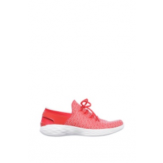 Skechers , You Inspire bebújós sneakers cipő, Piros, 37 (14950-RED-37)