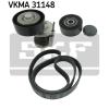 SKF Hosszbordás szíj készlet SKF VKMA 31148