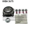 SKF Kerékcsapágy készlet SKF VKBA 3675