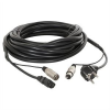 Skytec Csatlakozó és szignál XLR kábel, 15 m