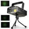 Skytec Mini lézer Beamz Apollo, multipoint effektus, piros és zöld