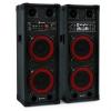 """Skytec SPB-28 PA Aktív/Passzív Dual 8"""" PA Hangfalak 800 W"""