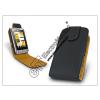 Sligo bőrtok - LG KP500/KP502 - fekete