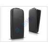 Slim Slim Flexi Flip bőrtok - HTC One (M9) - fekete