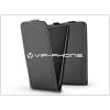 Slim Slim Flexi Flip bőrtok - Huawei Nova - fekete