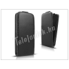 Slim Slim Flexi Flip bőrtok - Sony Xperia Z5 Compact (E5803) - fekete
