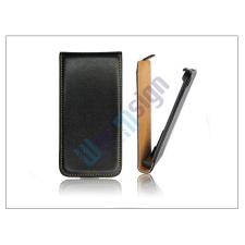 Slim Slim Flip bőrtok - Apple iPhone 6 - fekete tok és táska