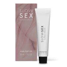 Slow Sex Anal Play Gel - 30 ml potencianövelő