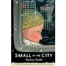 Small in the City – Sydney Smith idegen nyelvű könyv
