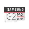 SMG PCC SAMSUNG Memóriakártya MicroSDHC 32GB PROEndurance CLASS 10, UHS-1 Grade1, + Adapter, R100/W30