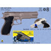 Smith and Wesson patronos pisztoly - játék