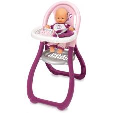 Smoby 220342 Baby Nurse etetőszék játékbabáknak etetőszék