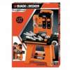 Smoby játékok Black and Decker mini munkapad