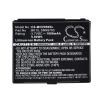 SNN5793 Akkumulátor 1600 mAh