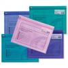 Snopake irattasak, zipzáros, A5, Zippa-Bag S DL Electra, színes