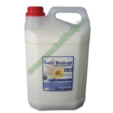 Soft Breeze öblítő koncentrátum fehér 5 liter tisztító- és takarítószer, higiénia